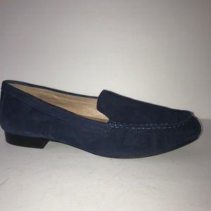 Antonio Melani Navy Blue loafer size 7.5